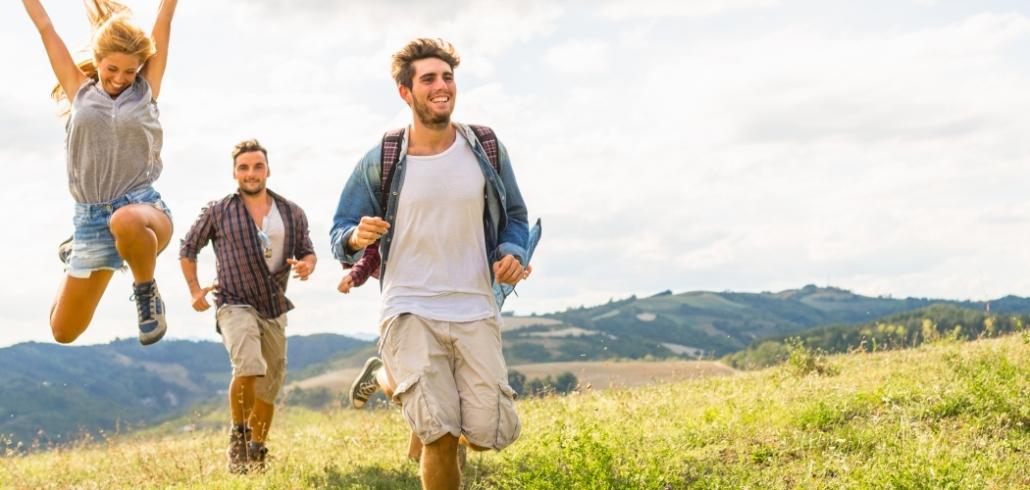 Hiking mit Freuden